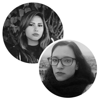 Rosario Mariel Sosa y Paula De Anda